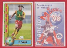Cameroon Rigobert Song Metz